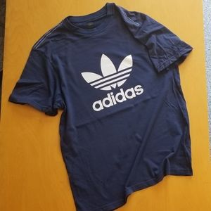 adidas Shirts - Adidas Originals Blue T-shirt